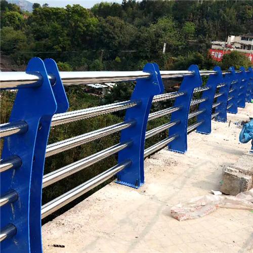 包頭橋梁防撞欄桿廠家