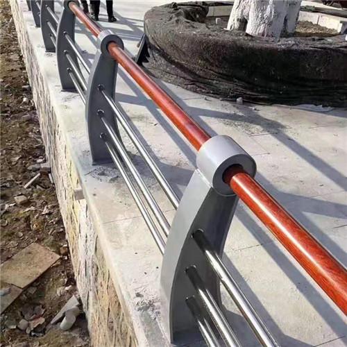 黔西南橋梁防撞欄桿生產廠家