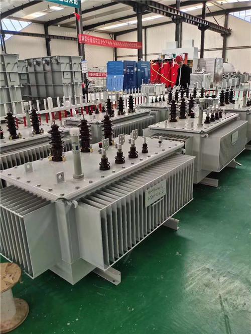 阿里800KVAS13變壓器實體廠家
