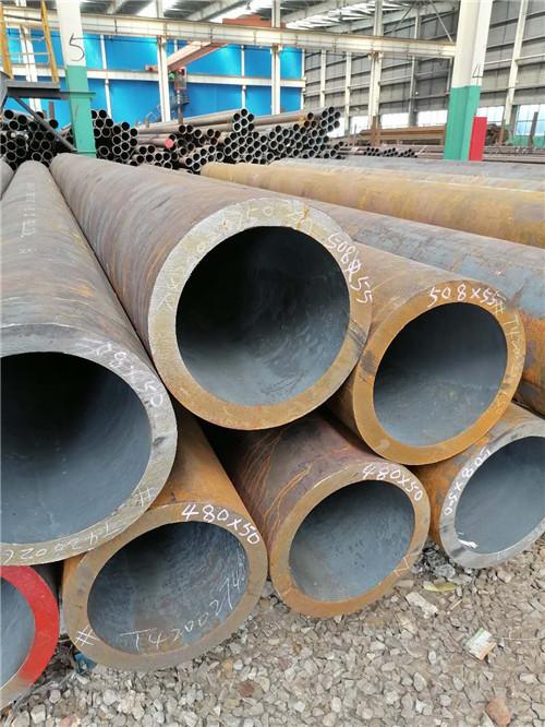 上海q345b厚壁無縫鋼管信譽好的廠家