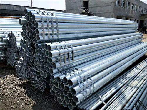 宜賓G541厚壁無縫鍍鋅鋼管真實工廠