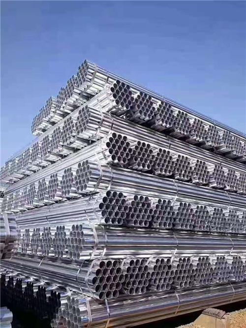 安康G541厚壁無縫鍍鋅鋼管鋼管廠