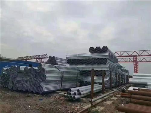 六安鍍鋅燃氣鋼管常規規格