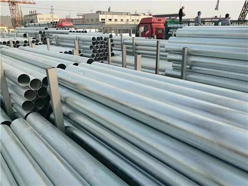 綿陽消防鍍鋅鋼管鋼管廠