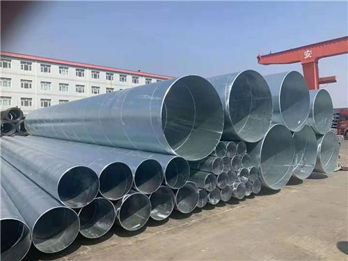 麗江鍍鋅無縫管真實工廠