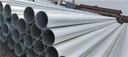 內蒙古熱鍍鋅無縫鋼管鋼管廠