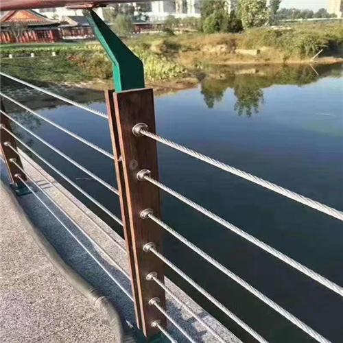荊門防撞護欄立柱加工定制
