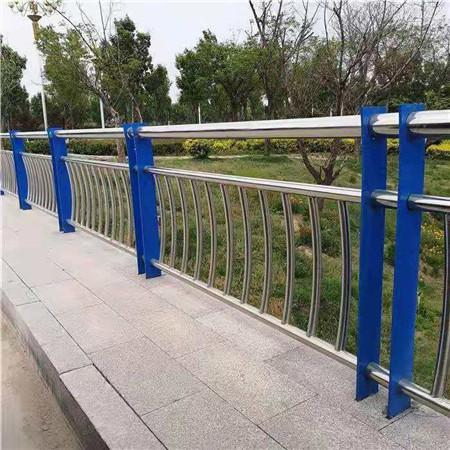 陜西省寶雞市道路橋梁欄桿訂做設計