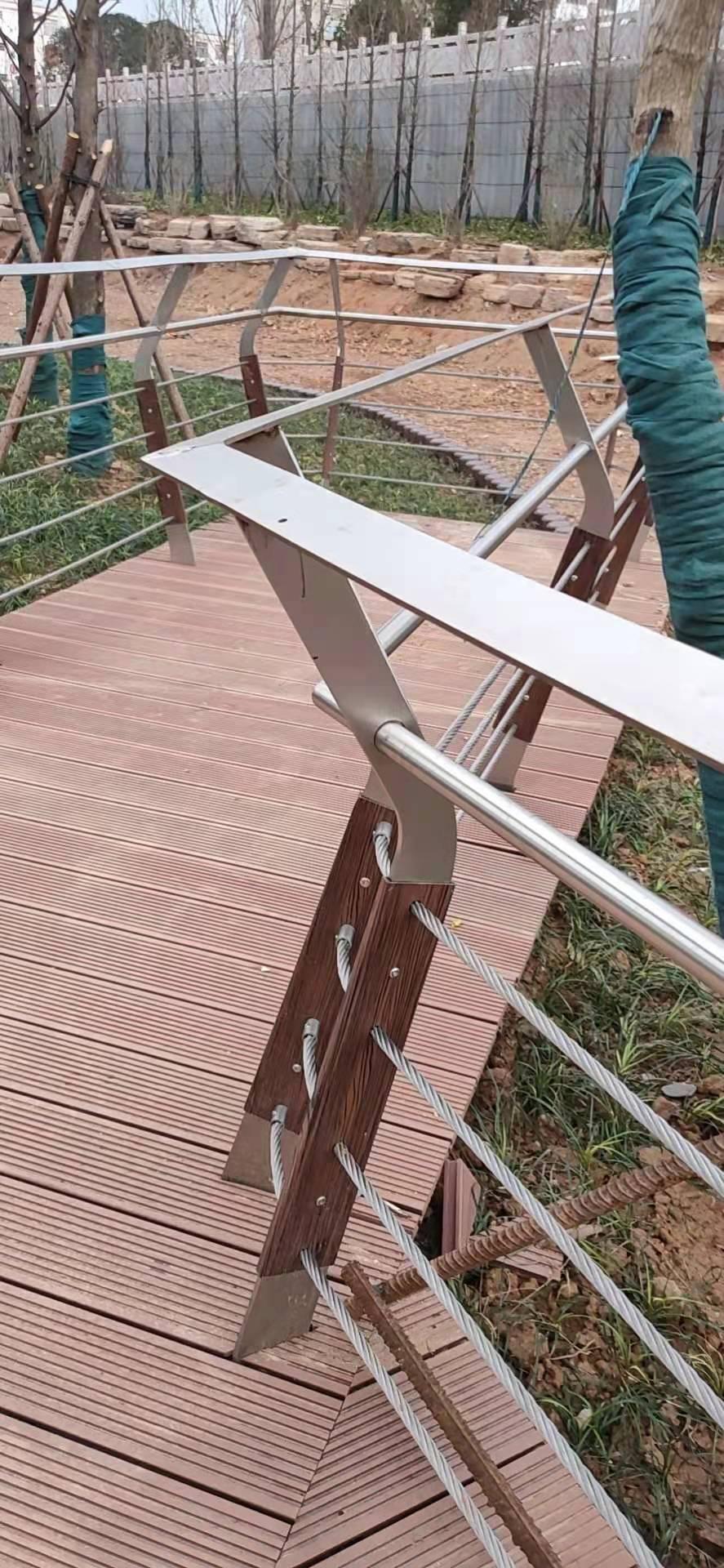 河北省廊坊市防撞橋梁欄桿加工定制
