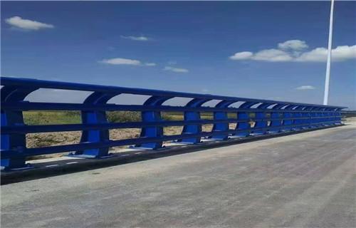 江西省上饒市橋梁鋼制護欄安裝方法