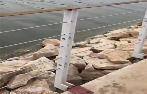 汕尾高速防撞欄桿規格多