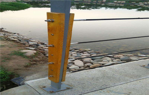 銅陵展翼防撞護欄 滿足施工要求