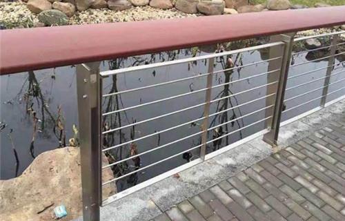 亳州鋼絲繩護欄廠價格