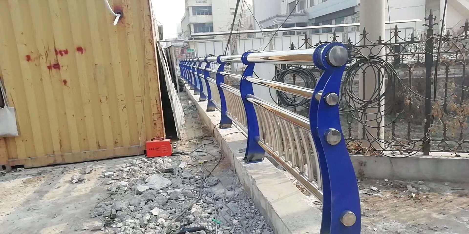 江西亮潔廠家供應景觀燈光護欄