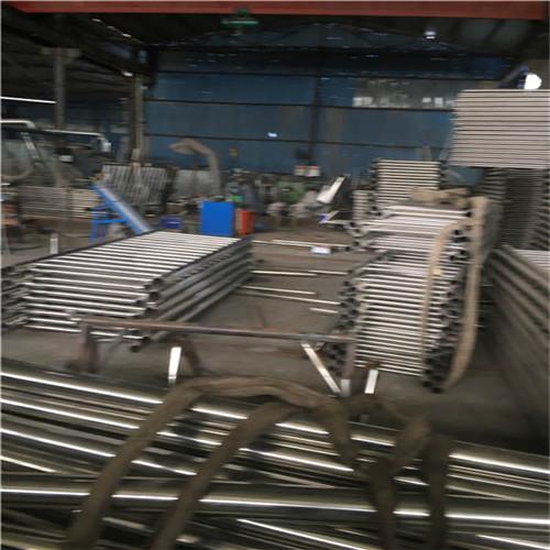 大慶亮潔廠家供應不銹鋼復合管隔離護欄