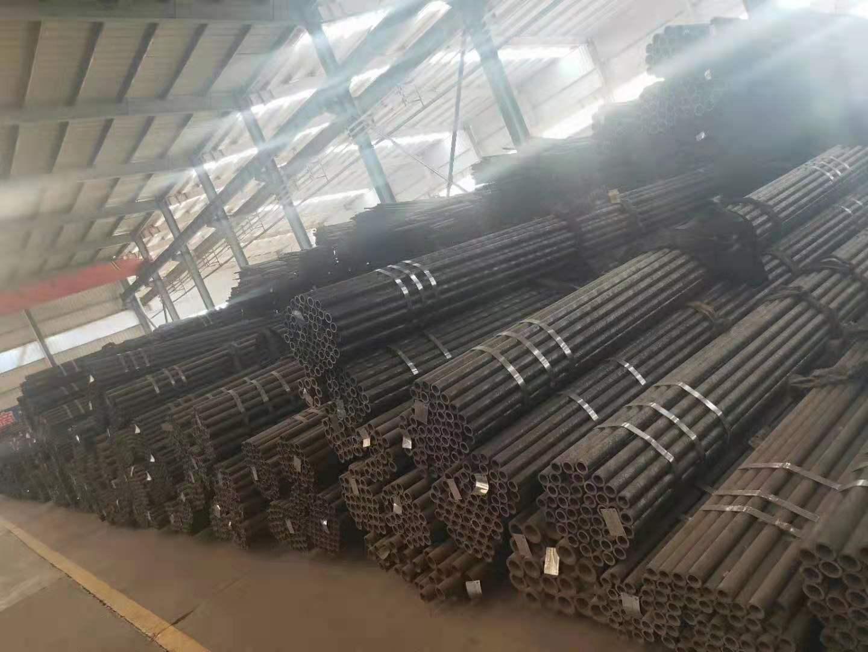 佳木斯大口徑軸承鋼管實體工廠