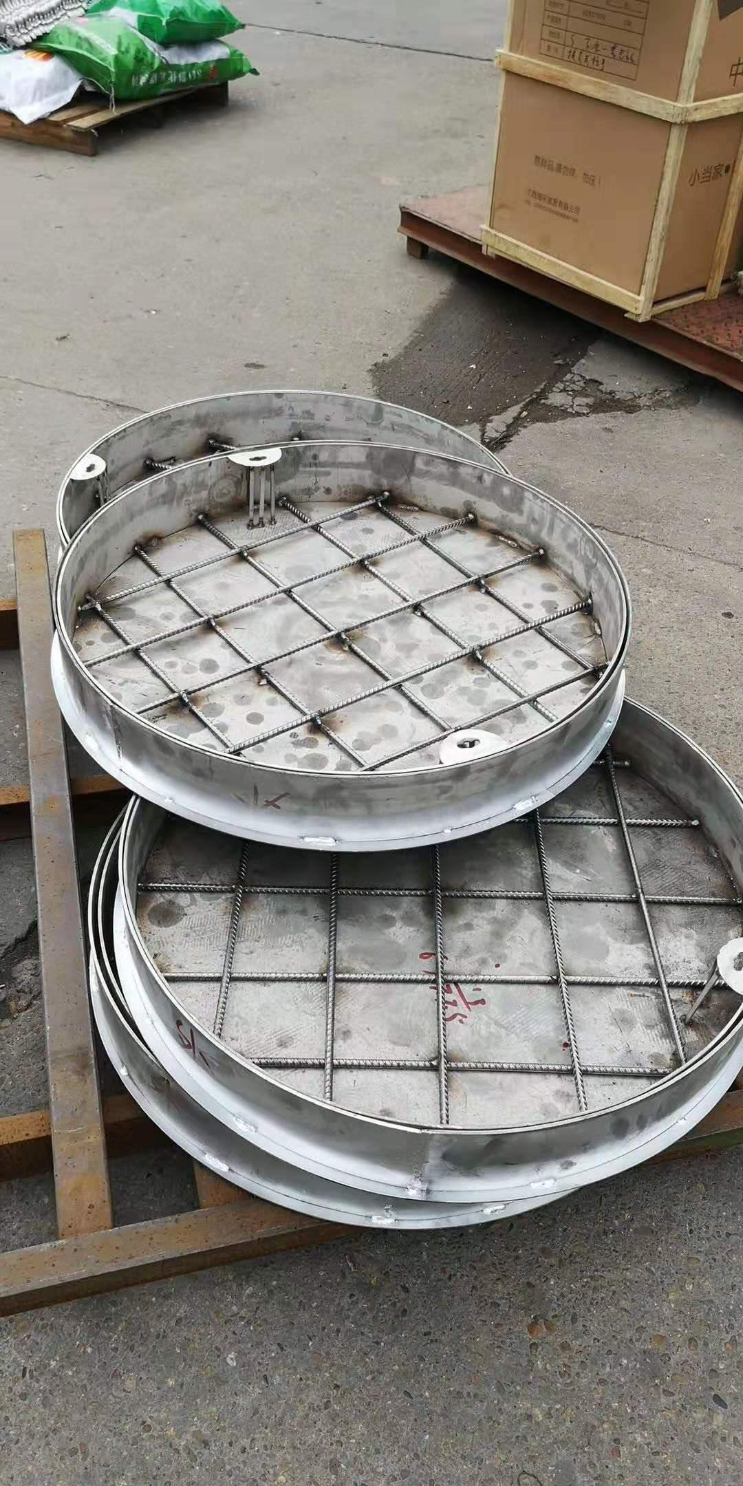 不銹鋼隱形井蓋-云南市政電力井蓋