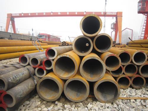 天津20G无缝钢管生产线