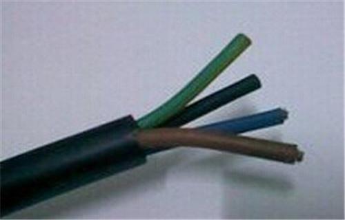 长安MHYBV-7-2矿用通信拉力电缆