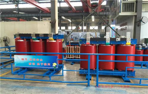 宁夏干式变压器生产厂家