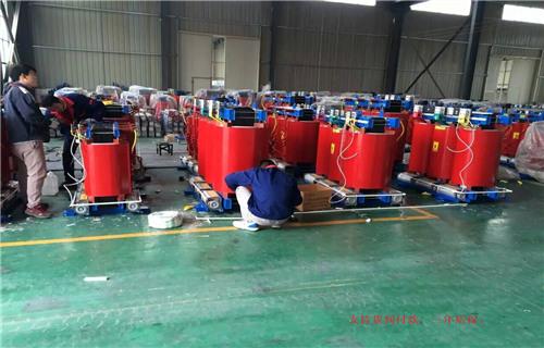 乌鲁木齐干式变压器厂家报价