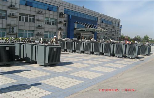 丽水干式变压器有限公司(全铜)
