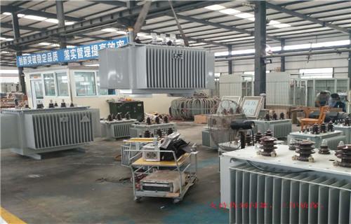 海西干式变压器生产厂家