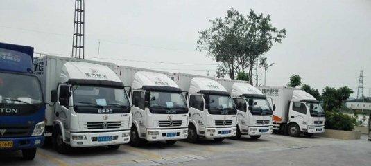 鹤山市共和镇到信阳搬厂搬家运输服务平板车