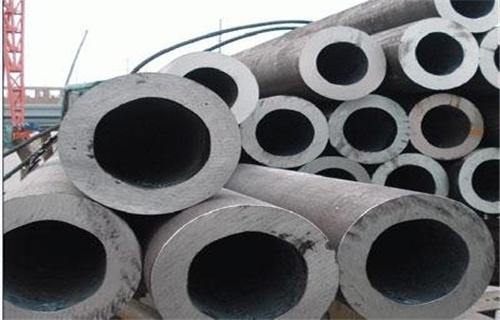 防城港φ133*6热轧薄壁无缝钢管免费配送货尺寸精确度高
