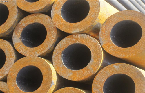 开封φ95*8热轧流体无缝钢管量大优惠外表光滑
