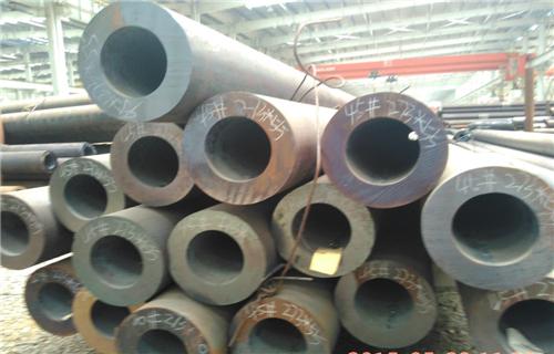 长沙热轧377*35的厚壁无缝钢管现货什么价格外表光滑