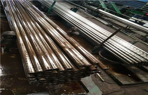 乌鲁木齐45#精密管无缝精轧钢管厂家现货