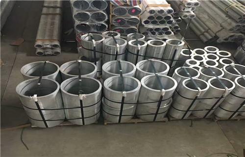 6061铝管6*1 8*1 10*16063铝合金管百色无缝铝管厂家