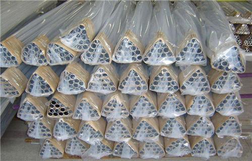 6061铝管6*1 8*1 10*16063铝合金管梧州无缝铝管厂家