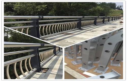 丹凤不锈钢复合管道路护栏哪家质量好不锈钢复合管护栏