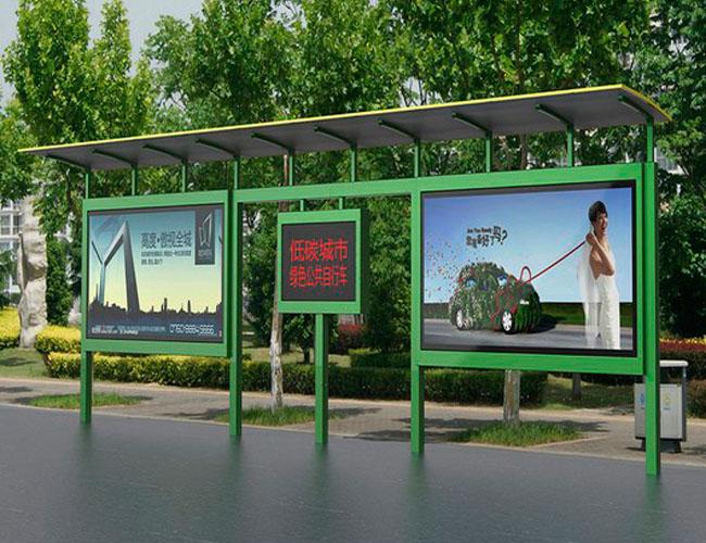 葫芦岛公交候车亭最新行情