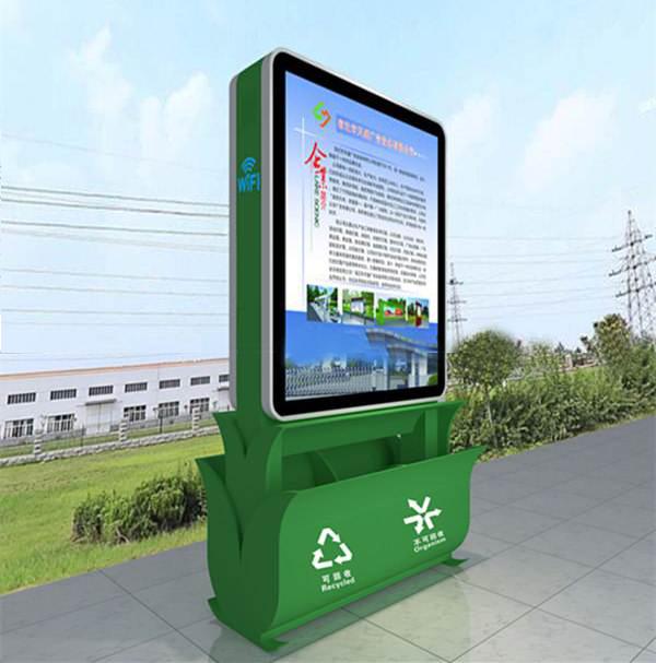 深圳广告垃圾灯箱垃圾灯箱生产基地