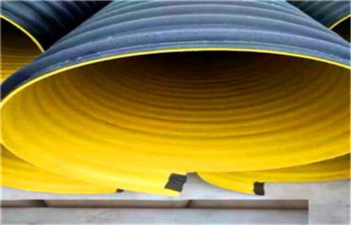 青海钢带增强螺旋波纹管生产厂家