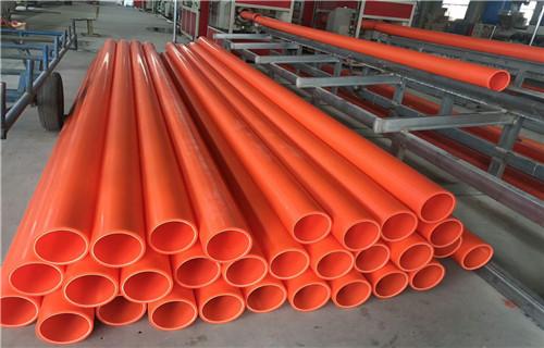 钢带增强聚乙烯螺旋波纹管庆阳厂家
