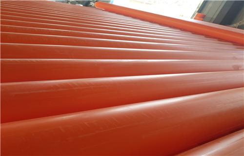 聚乙烯钢带螺旋管西宁厂家地址