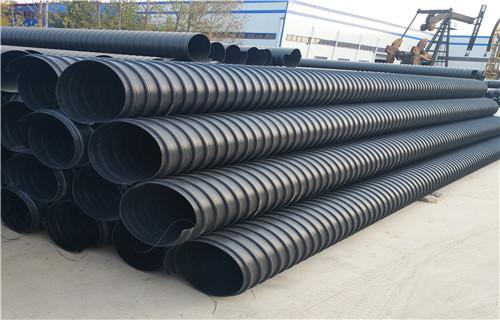 克拉玛依HDPE钢带增强管合作
