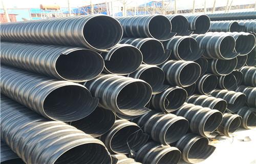 新疆大口径钢带波纹管全国