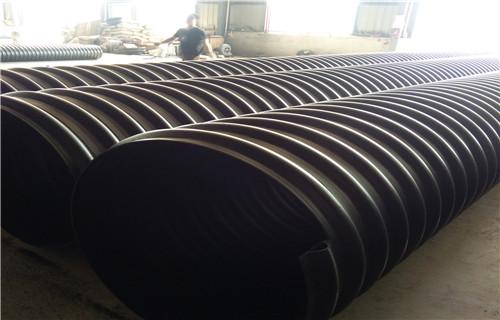 黄南钢带增强管口径