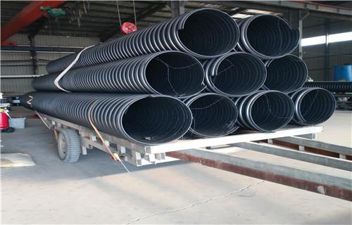 新疆钢带波纹管厂家