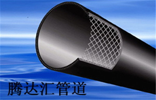 西宁聚乙烯钢带螺纹管全国