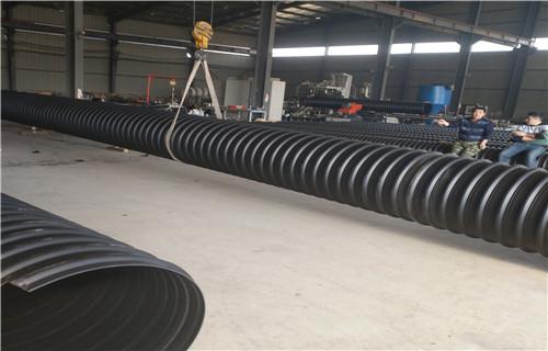海西钢带增强管生产厂家