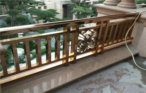 西藏不銹鋼復合管橋梁護欄可加工定制
