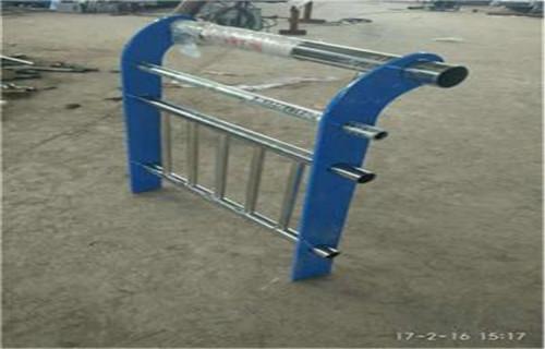 崇左不锈钢复合管桥梁护栏技术服务