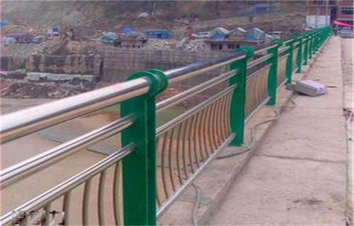阳江201不锈钢桥梁护栏立柱最低报价