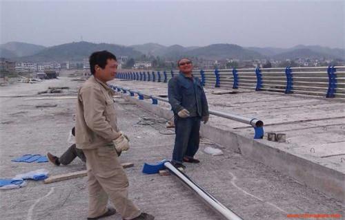 黄石不锈钢复合管桥梁护栏报价